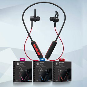 GenTek T9hs WIRELESS EARBUDS with in-line mic