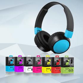 c7626788cfa GenTek H3 wireless Foldable Headphones