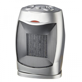 JL Niva PTC-902 Ceramic Heater - 220-240 Volt 50 Hz - To Use Outside North America