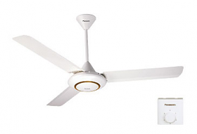 Panasonic F-56MZ2 220-240 Volt Ceiling Fan