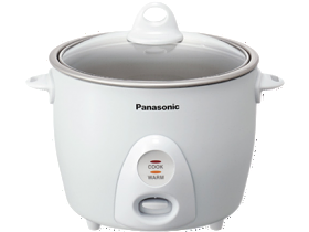 Panasonic SR-G10 5 Cup 220-240 Volt 50 Hz Rice Cooker