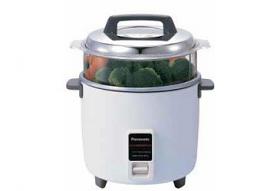 Panasonic SR-W22G 12 Cup 220-240 Volt 50 Hz Electric Rice  Cooker