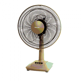 Panasonic F-400C 220-240 Volt Desk Fan