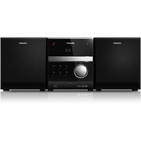 Philips MCD135 Classic DVD Micro System with 110-240 Volt 50 /60 Hz