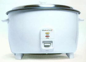 220 Volt OST7 Oster 7-Cup Rice Cooker 220-240 Volts 50 Hz