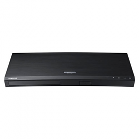SAMSUNG UBD-M8500 Region Free DVD & BD ZONE ABC Blu-Ray Disc 4K Ultra HD Player  - 110-240 Volt 50/60 Hz - World Wide Use