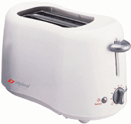 WGCSF-2601 Alpina 220-240 Volt 2 Slice Toaster