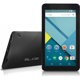 "SLIDE TAB7 7"" 8GB Tablet With MTK Quad Core Processor"