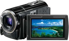 Sony HDR-PJ30E PAL Full HD Camcorder with Projector