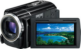 Sony HDR-XR160E Full HD PAL Camcorder with 30x Optical Zoom