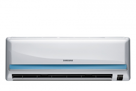 Samsung AS9UUQAFR 220-240 Volt 50 Hertz 9000 BTU Split-Air Conditioner