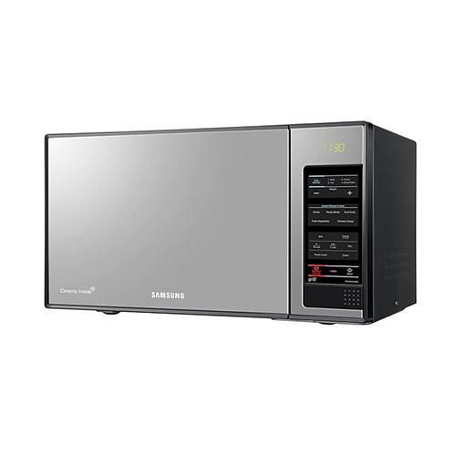 Samsung 40 Liter MG402MA Microwave with Glass Mirror - 220 Volt 240 Volt 50 Hz
