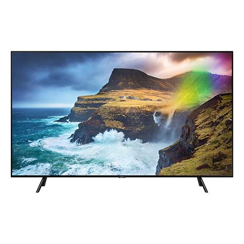"Samsung QA-55Q70 - 55"" 4K UHD SMART WIFI Multi System QLED TV - 110-240 Volt 50/60 Hz - World Wide Voltage - World Wide Use"