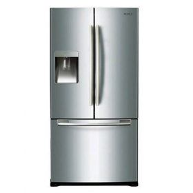 Samsung RF67DESL1 491 Liter Twin cooling French Door Refrigerator