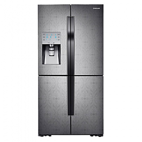 Samsung RF858QALAXW 220-240 Volt/ 50 Hz Four Doors French Door Refrigerator