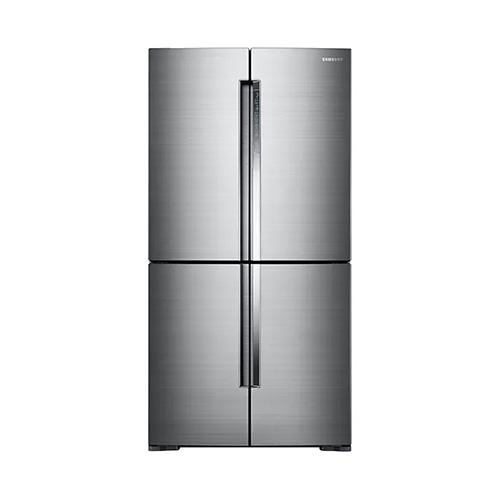 Samsung RF85K90127F Four Door 850 Liter Stainless Steel Refrigerator - 220 Volt 240 Volt 50 Hz