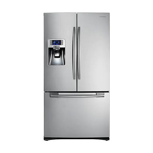 Samsung RFG23UERS 3 Door French door 520 Liter Stainless Steel Refrigerator