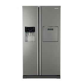 Samsung RSA1ZTMG 220-240 Volt 50 Hz Side By Side Refrigerator