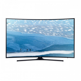 "Samsung UA-49KU7350 49"" Multi System Ultra High Definition 4K Curved SMART TV - World Wide USe - 100-240 Volt 50/60 Hz Dual Voltage"