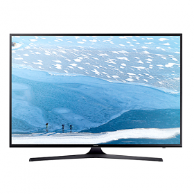 Samsung UA-55KU7000 Multi System LED SMART UDH 4K Flat Screen TV - Built in WiFi
