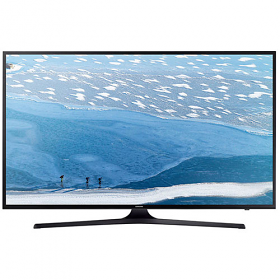 """Samsung UA-60KU7000 60"""" 110-240 Volt 50/60 Hz Multi System 4K UHD TV"""