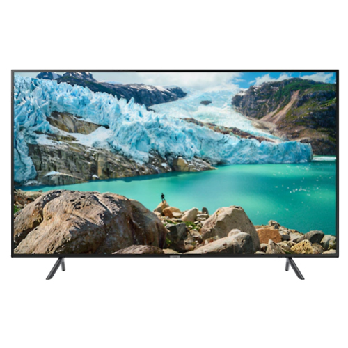 "Samsung UA-55RU7100 55"" Multi System SMART WIFI 4K UHD LED TV - 110-240 Volt 50/60 Hz - World Wide Voltage- World Wide Use"