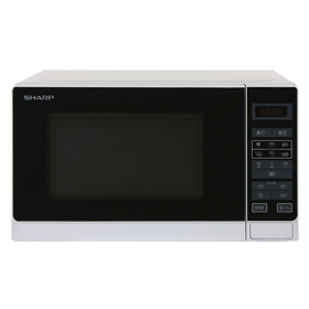 Sharp R20 220 Volt 50 Hz 750 watt Microwave Oven