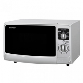 Sharp R219 220 Volt 50 Hz Microwave