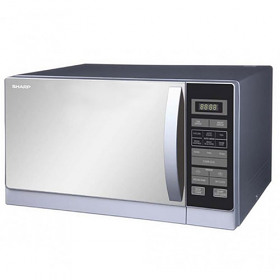 Sharp R72A1 220-240 Volt 25 Liter Microwave Oven With Grill