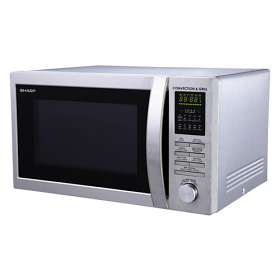 Sharp R94AO 220 Volt 50 Hz Microwave with 1000 watt and 42 Liter