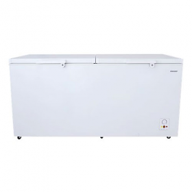 Sharp SCF-K530 220-240 Volt 50 Hz Chest Freezer - 530 Liter - 18 Cu Feet - To Use Outside North America