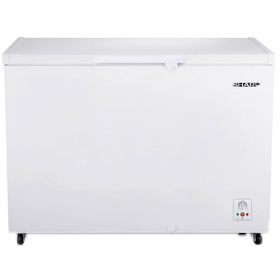 Sharp SJ-C315 220-240 Volt 50 Hz 310 Liter Chest Freezer