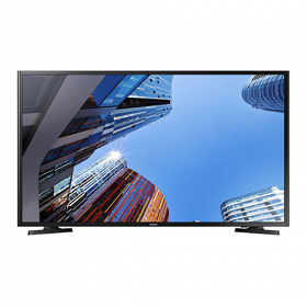 "Samsung UA-40M5000 40"" Multi System PAL NTSC SECAM Full HD LED TV - 110-240 Volt 50/60 Hz - World Wide Voltage To Use World Wide - Full HD 1920 x 1080 Resolution - HDMI Connections - USB Connection"