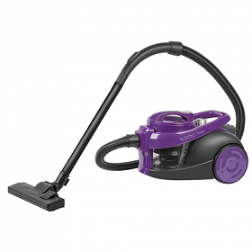 Black & Decker VCBD2040 Vacuum Clenaer - 220-240 Volt 50 Hz - 2000 Watt of Power - 3.5 Liter Capacity - Hepa Filter - Cyclonic Technology - To Use Outside North America