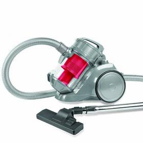 Black & Decker VCBD8080 Vacuum Clenaer  - 220-240 Volt 50 Hz - 2200 Watt of Power - 3 Liter Capacity - Hepa Filter - Dual Cyclonic Technology - To Use