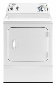 Whirlpool WED4800YQ 220 Volt 50 Hertz Electric Dryer - Large Capacity - 15kg/ 33 lbs - High Efficiency