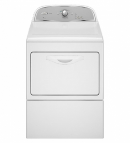 Whirlpool WED5500YW 220 Volt 50 Hertz Cabrio Dryer - Super Capacity - 17kg/ 37.4lbs Capacity  - High Efficiency