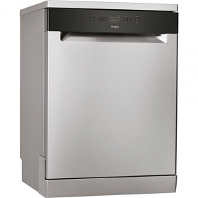 Whirlpool WFE2B19X 6th Stainess Steel ECO Dishwasher