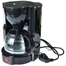 CM65D 650 Watt 0.65 Liter Anti Drip Coffee Maker - 220-240 Volt 50 Hz