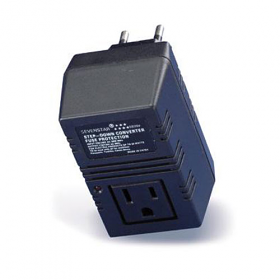 WSS209 50 Watts Step Down converter with Fuse Protection