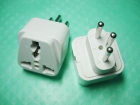 Switzerland Plug Adapter - Accepts universal input