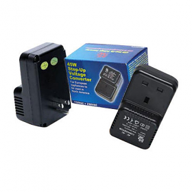 WSSUK45 45 watt Step UP converter - Specially designed to use items from UK, Ireland