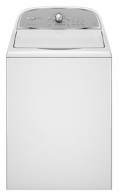 Whirlpool WTW5550YW 220 Volt 50 Hertz Cabrio Washer - 220-240 Volt 50 Hz - Large Capacity - 17 kg/ 37.4 lbs - High Efficiency - Less Water Usage