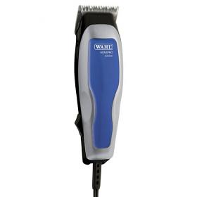 Wahl 9155-058 HomeCut Basic 10 Piece Hair Clipper Kit - Home Pro Basix Complete Hair Cut Kit - 220-240 Volt 60 Hz