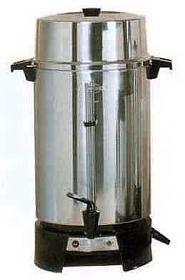 West Bend 58010 220-240 Volt 50 Hz Coffee Makers & Percolators / Coffee Urn