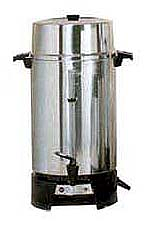 West Bend 58016V 220-240 Volt 50 Hz Coffee Makers & Percolators / Coffee Urn