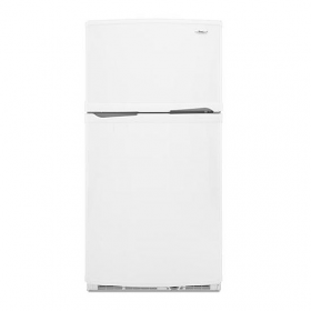 Whirlpool 5GR2SHKXLQ Top Mount Refrigerator - 220 Volt 50 Hz  - To Use Outside North America.