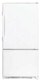Whirlpool WGB6525PEAW 23 cu.ft. Bottom Mount Refrigerator - 220 Volt 50 Hz - To Use Outside North America. - The Best Deal!!!