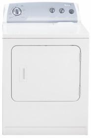 Whirlpool WGD5705S 220 Volt 50 Hertz Gas Dryer