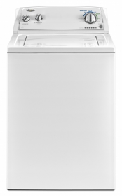 Whirlpool WTW4740YQ 220 Volt 50 Hz Top Load Washer with High Capacity - 15 Kg / 33 lb - 3.5 Cu Ft Basket